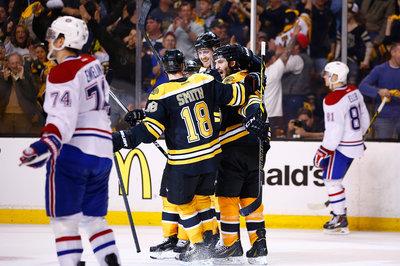 Canadiens vs Bruins second period thread