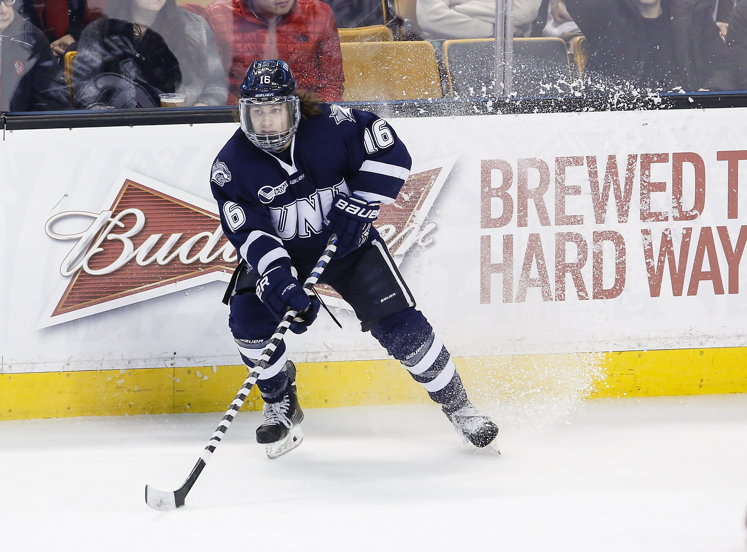 Hockey East: UNH Hockey Takes Positives From Exhibition Win