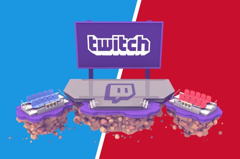 Techmeme: Twitch debuts Pulse, a Twitter-like service where