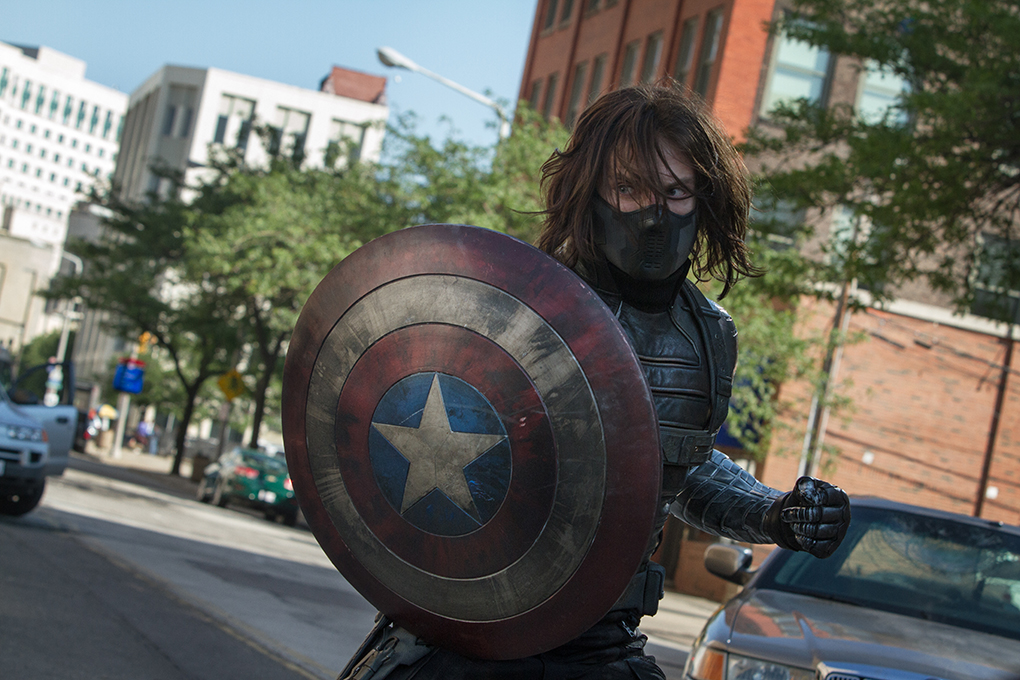 Captain America: The Winter Soldier Retro Review