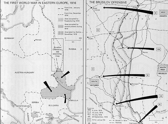 40 Maps That Explain World War I Vox