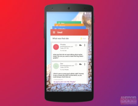 Android 5.0 Lollipop: Coming up at Google I/O 2