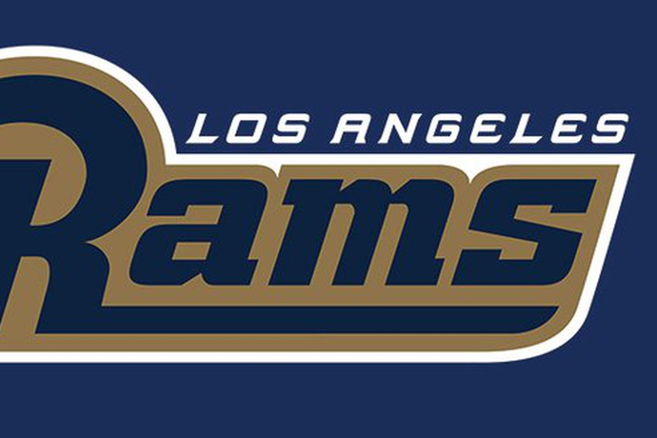 New Look Los Angeles Rams Completely Shed St Louis Image