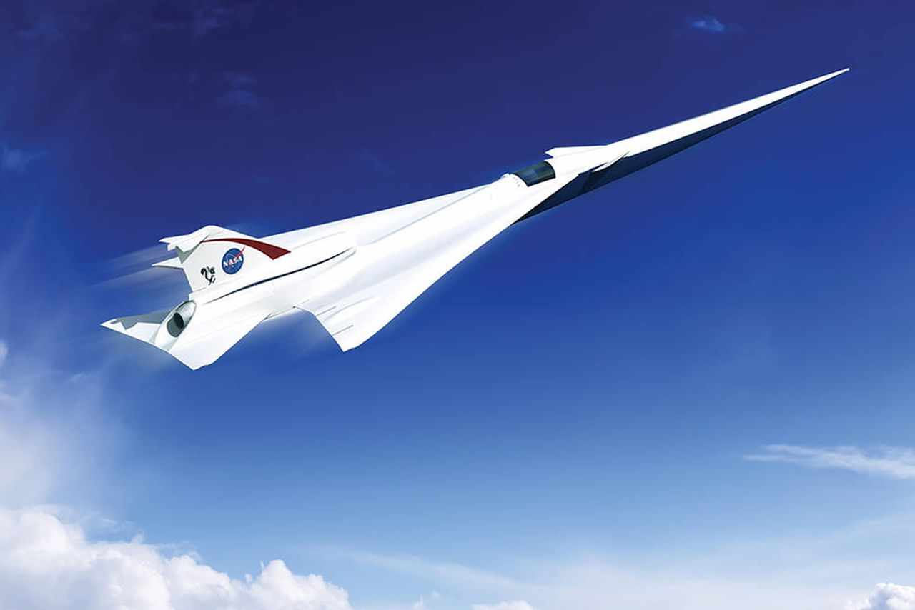NASA is spending $20 million on this supersonic 'X-plane ...