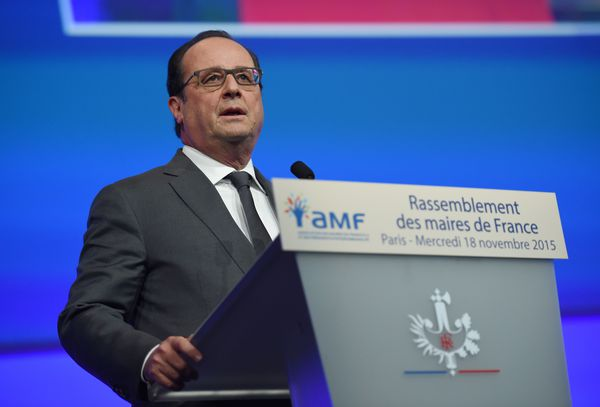 France's sudeenly much more powerful president.