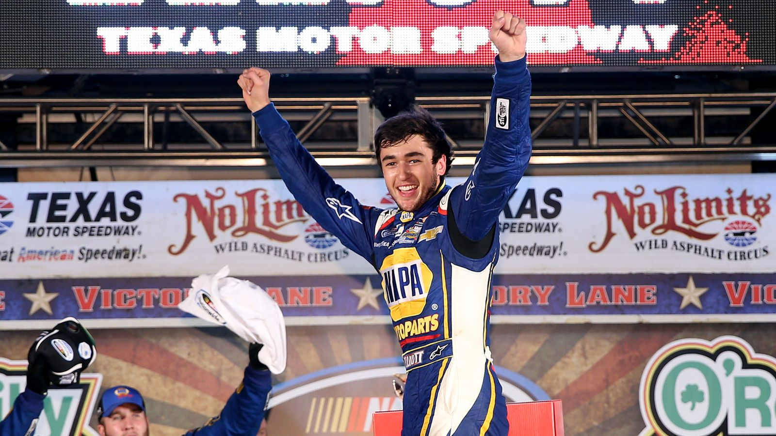 Nascar nationwide series at texas motor speedway results for Nascar tickets for texas motor speedway