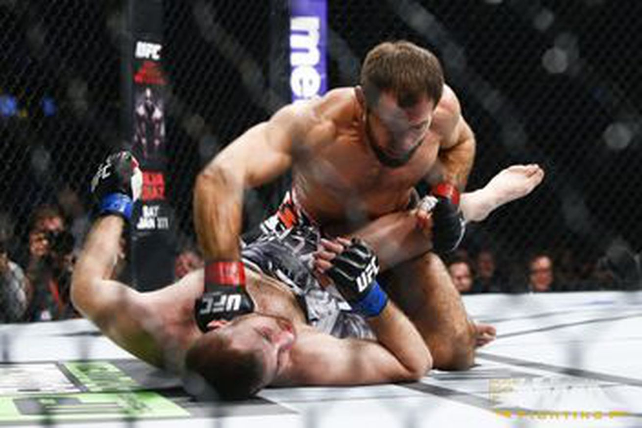 Knockout! Watch Mairbek Taisumov obliterate Damir Hadzovic with devastating uppercut at UFC Fight Night 86