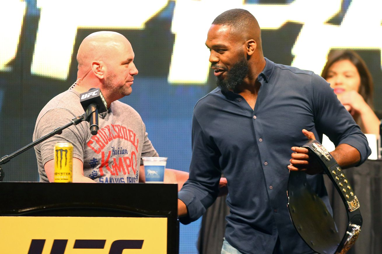 community news, Dana White: Its looking like Jon Jones did not knowingly take drug flagged by USADA