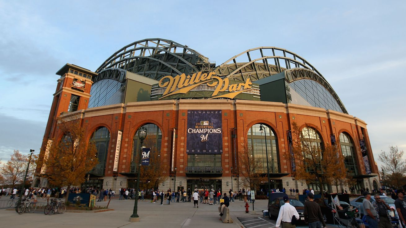 Where to eat at miller park home of the milwaukee brewers eater