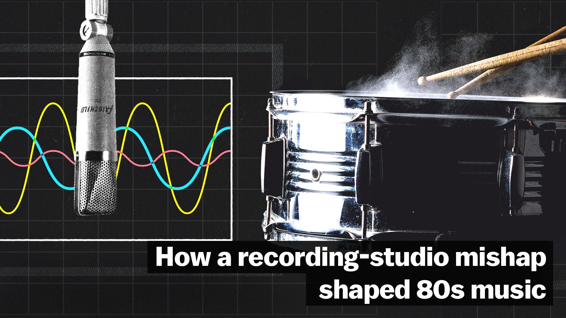 How a recording studio mishap shaped '80s music - Vox