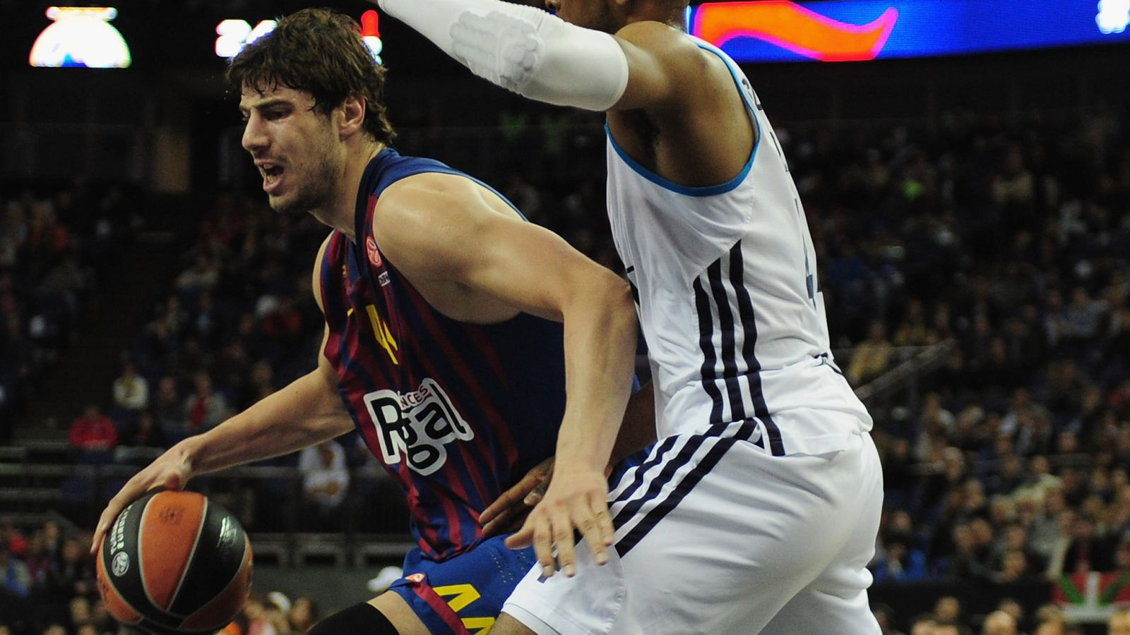 Ante tomic wins euroleague player of the month for - Gancedo barcelona ...