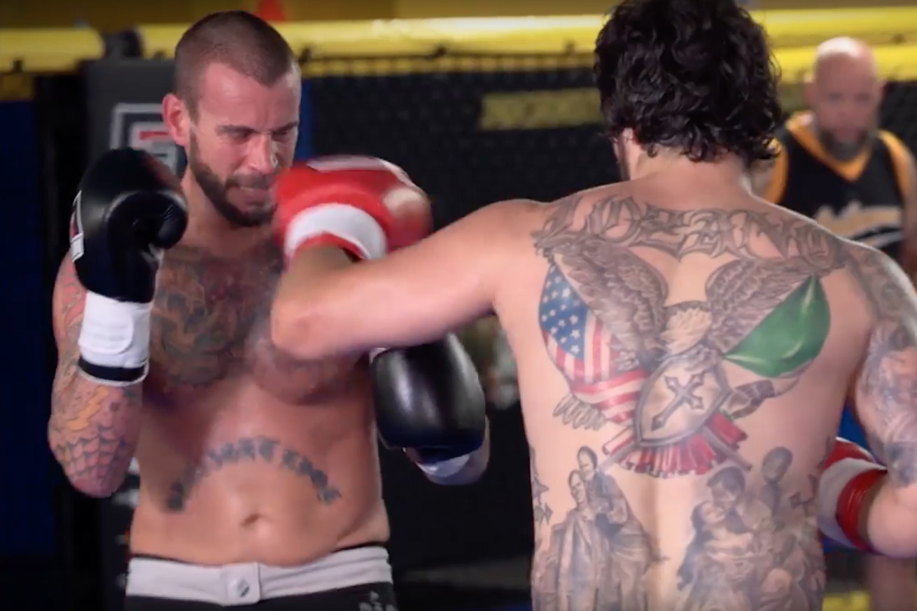 Video: The Evolution of Punk, CM Punk documentary - Episode 2