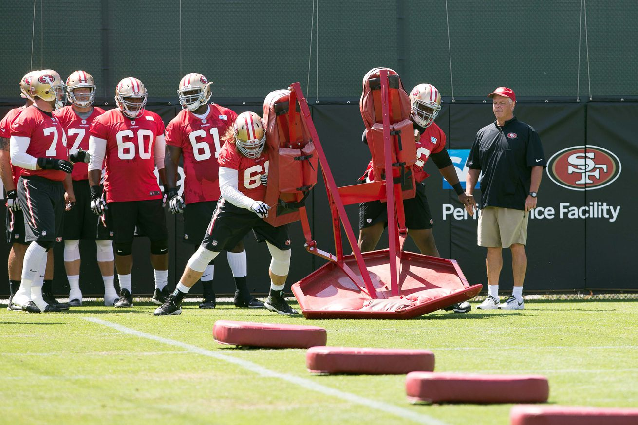 2016 San Francisco 49ers training camp practice, press conference schedule