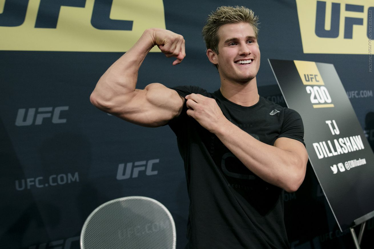 UFC 200 results: Sage Northcutt grinds out win over Enrique Marin