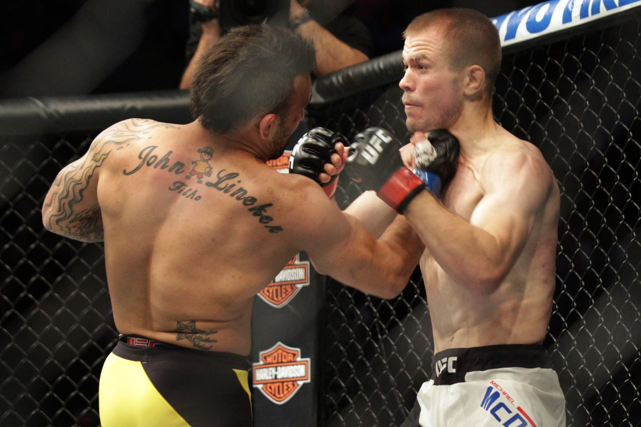 UFC Sioux Falls ratings disaster sinks McDonald vs Lineker nearly 40 percent from Fight Night average