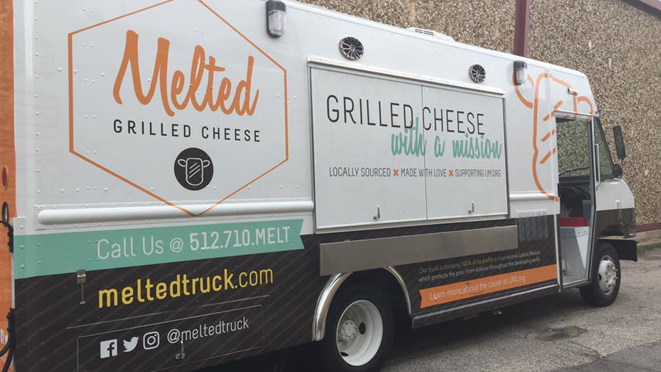 Non Profit Grilled Cheese Truck Beverly S Biker Bar And