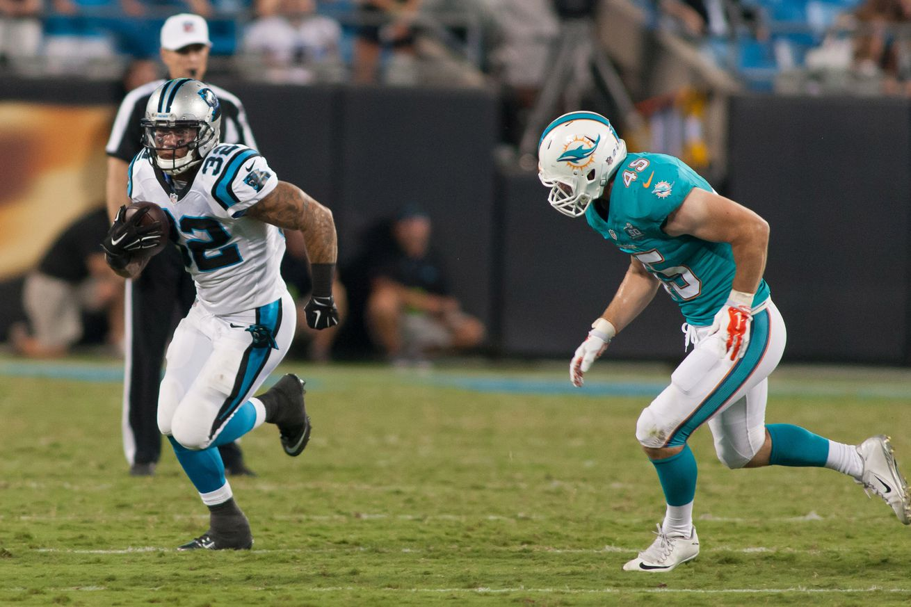 NFL Jerseys Wholesale - Miami Dolphins 30, Carolina Panthers 31: Recap, takeaways, and ...