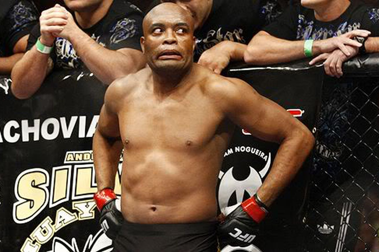 Anderson Silva says he looked like a liar while denying steroids allegations, but was telling the truth