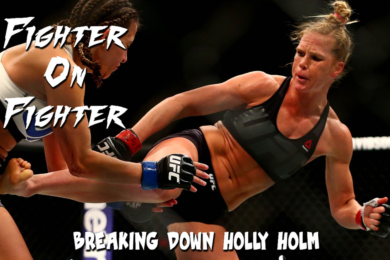 community news, Fighter on Fighter: Breaking down UFC on FOX 20s Holly Holm