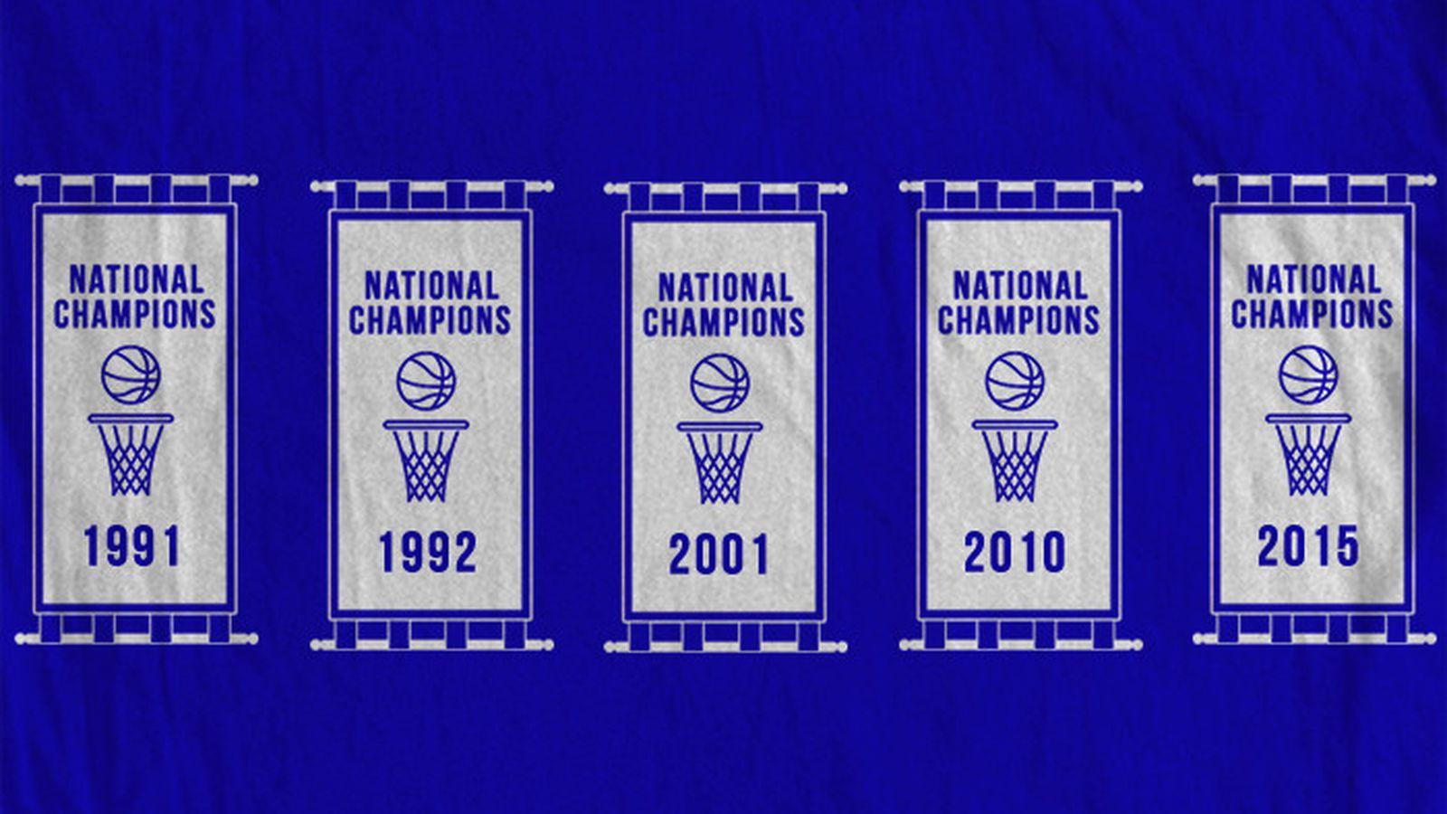 Duke University Championship Rings