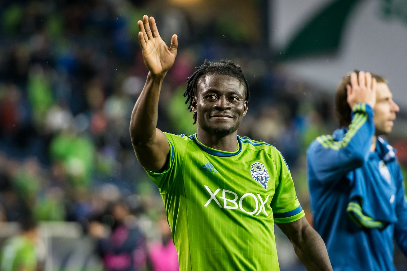 Obafemi Martins leaves Seattle Sounders for Chinese club