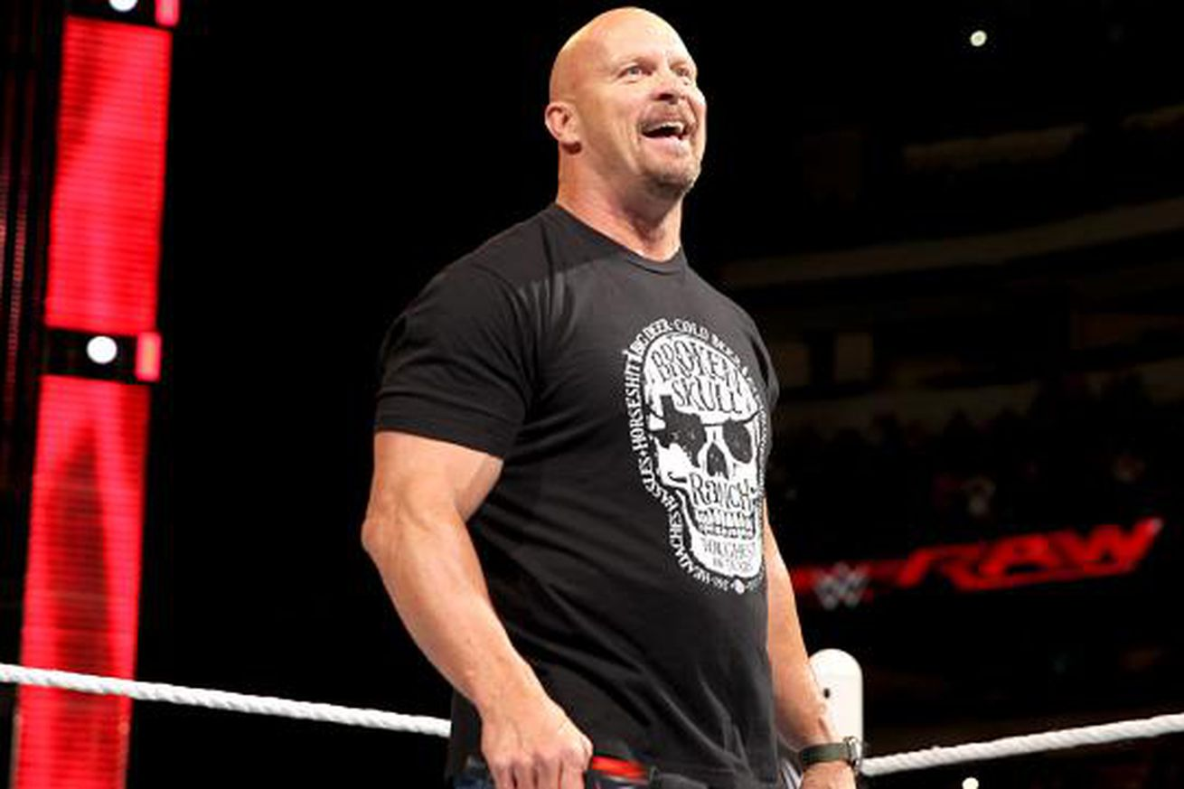 Stone Cold Steve Austin : Stone cold steve austin will be at wrestlemania by