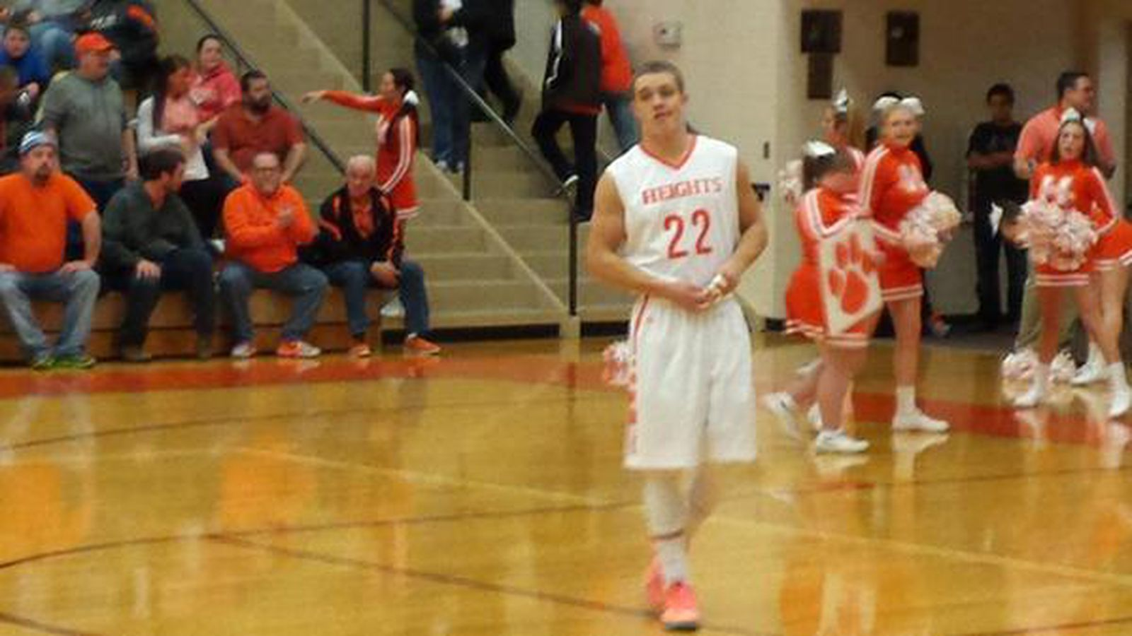 2015 Purdue Basketball Recruiting: Grant Weatherford Interview - Hammer and Rails