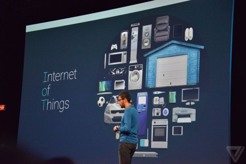 Google announces Brillo, an operating system for the Internet of Things