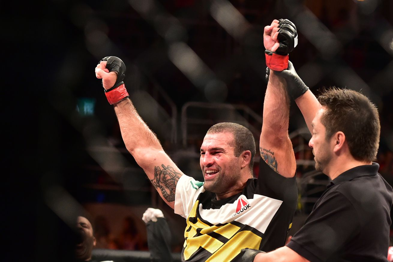 UFC 198 results recap: Mauricio Rua vs Corey Anderson fight review and analysis