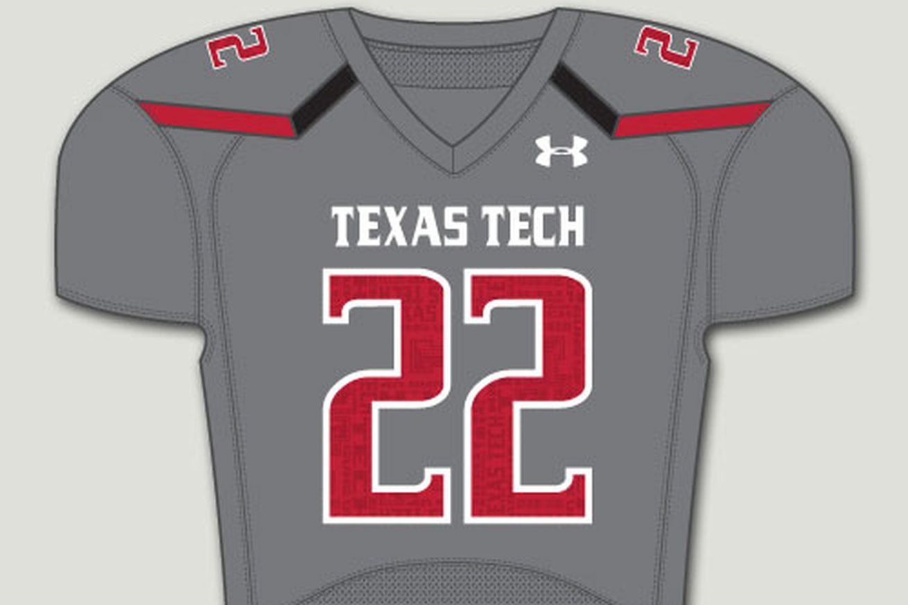 Possible New Football Jerseys for Texas Tech? - Viva The ...