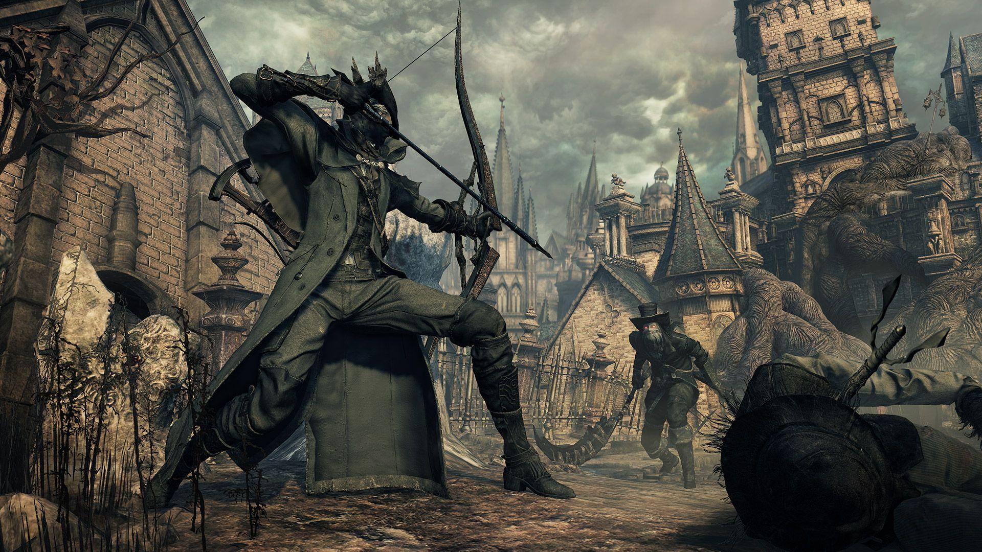 Bloodborne: The Old Hunters - Detonado e dicas - Parte 2