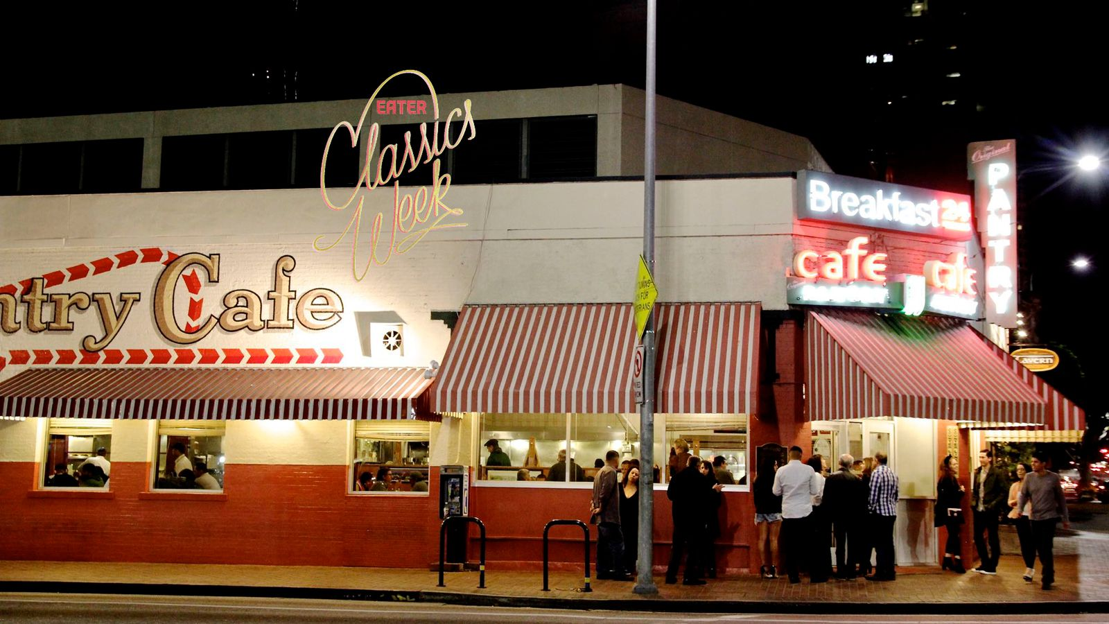 why the original pantry cafe and tommy 39 s are two of la 39 s all night