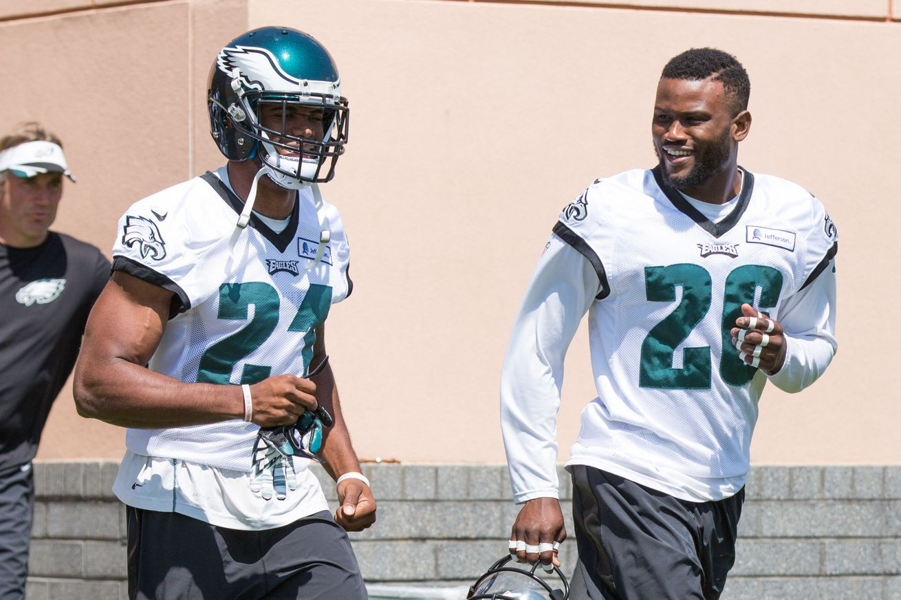 Nike jerseys for Cheap - Eagles News: Jerome Couplin is in the mix at safety - Bleeding ...