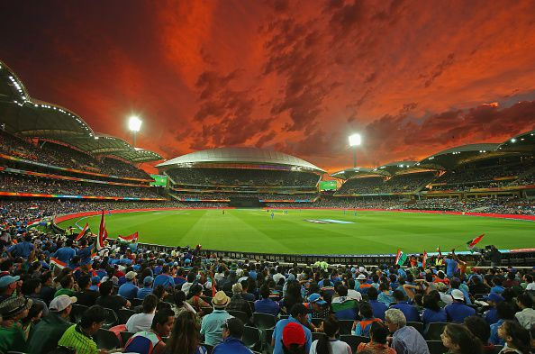 Indian Flag Cricket: These Sunset Photos Of India's Win Over Pakistan At The