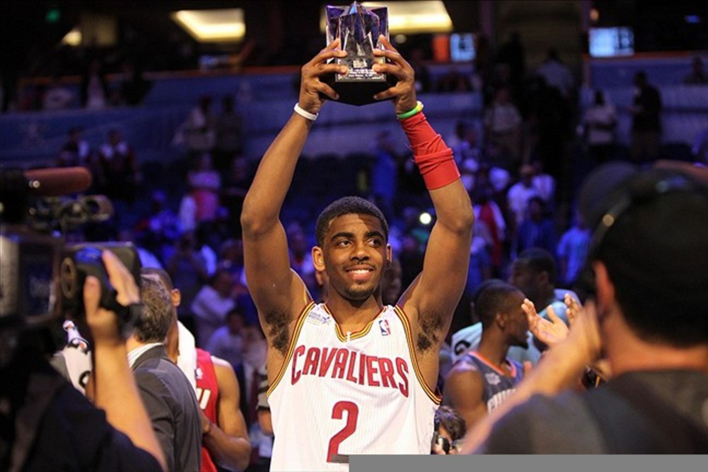 Rising Stars Challenge teams selected, Kyrie Irving and ...