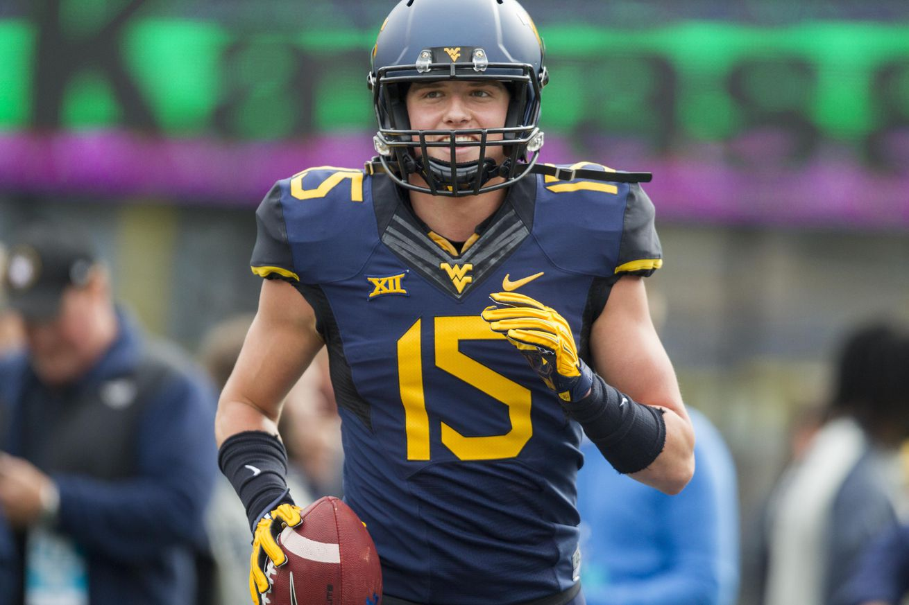 Former top QB recruit Sills transferring from West Virginia