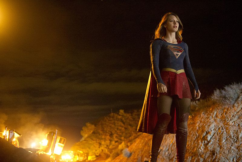 CBS is picking up a full season of Supergirl