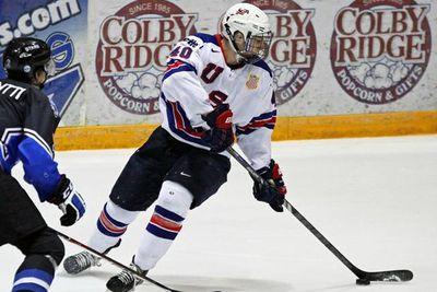 2015 NHL Draft Profile: USNTDP U18's Brendan Warren