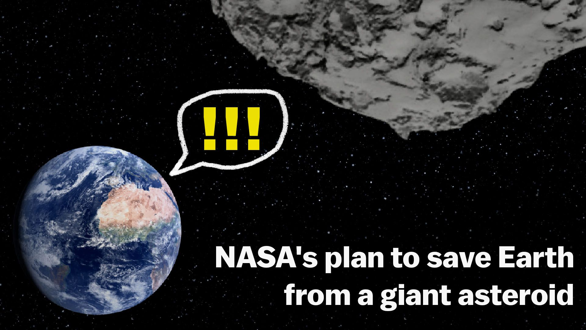 NASA's plan to save Earth from a giant asteroid - Vox
