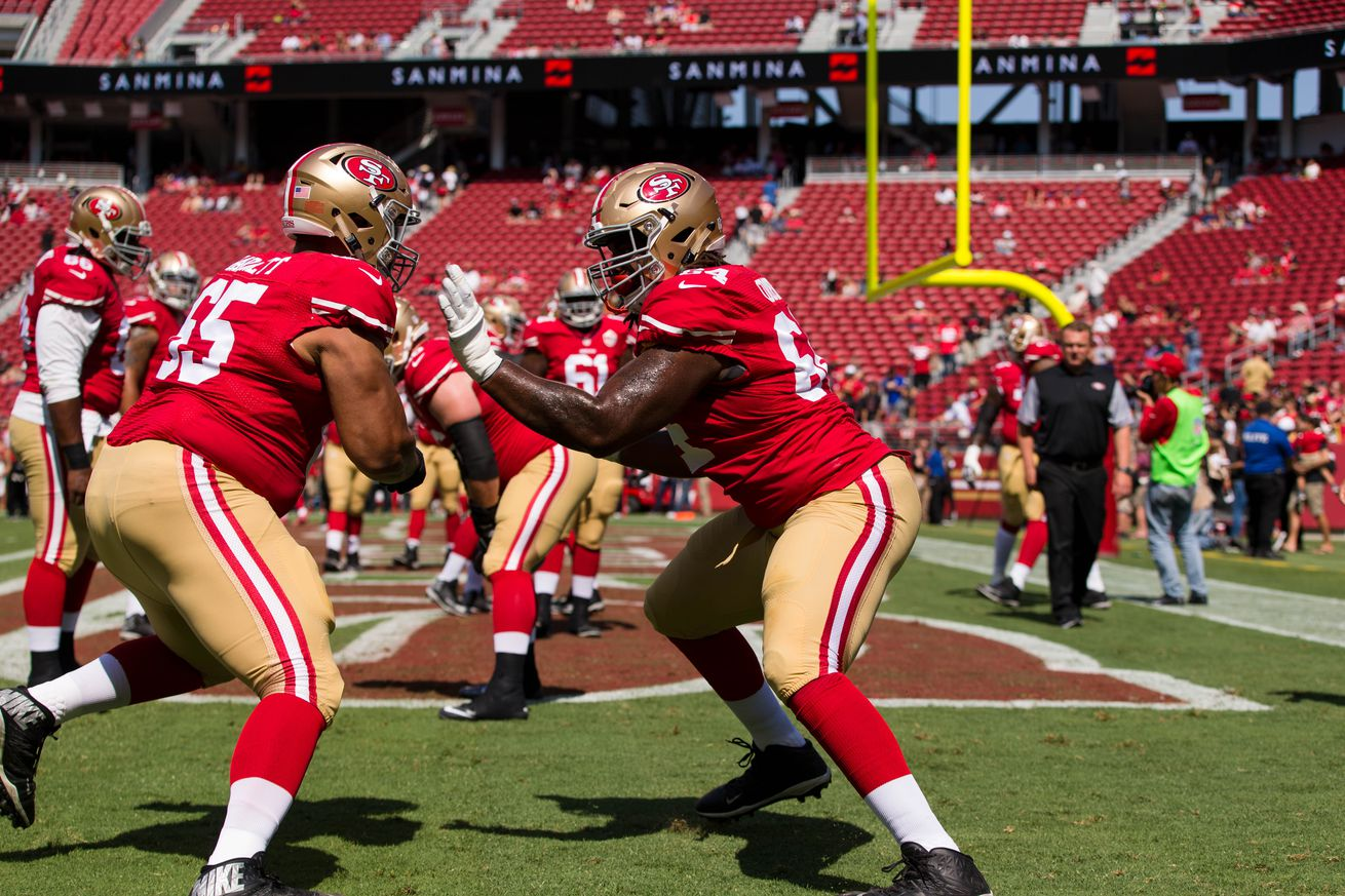 What do you expect from the 49ers draft picks the final two games?