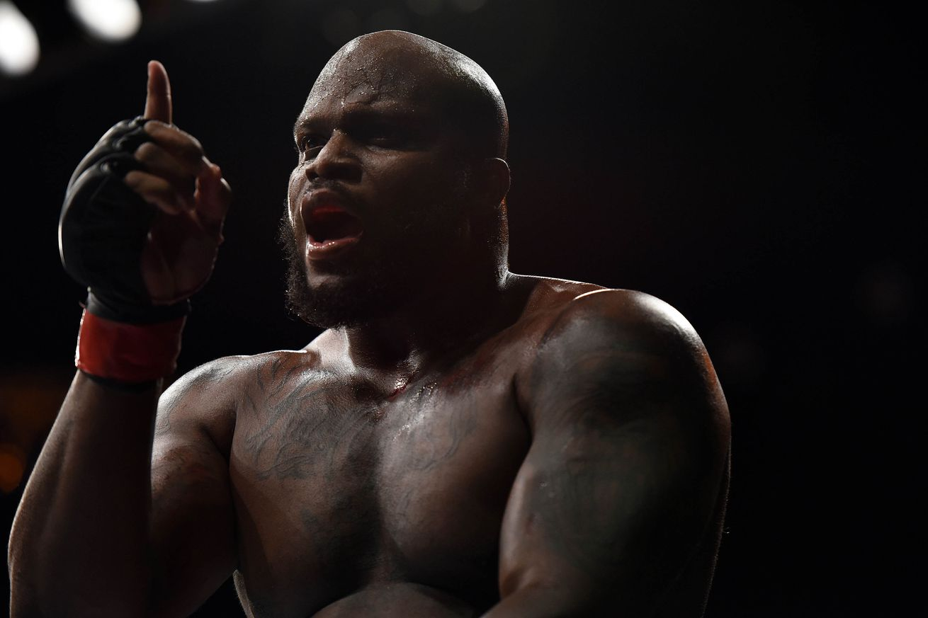 community news, UFC heavyweight Derrick Lewis not worried about PED users, says that stuff dont help