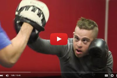 Video: MMA fighter with Down syndrome wants Right to Fight