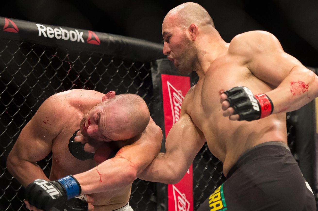 community news, UFC on FOX 19 fight card: Glover Teixeira vs Rashad Evans full fight preview