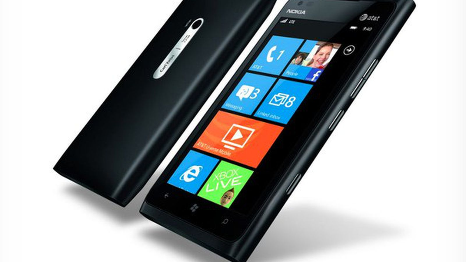 Nokia Lumia 900 on AT&T to support Visual Voicemail, but ...