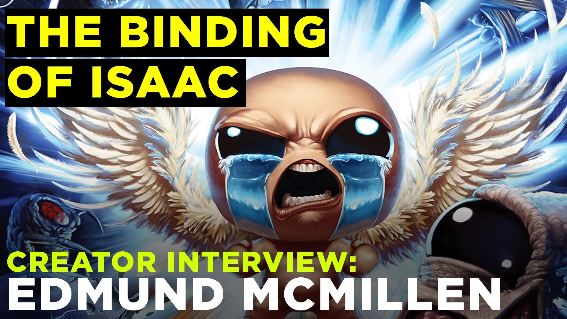 The past, present and future of The Binding of Isaac - Polygon