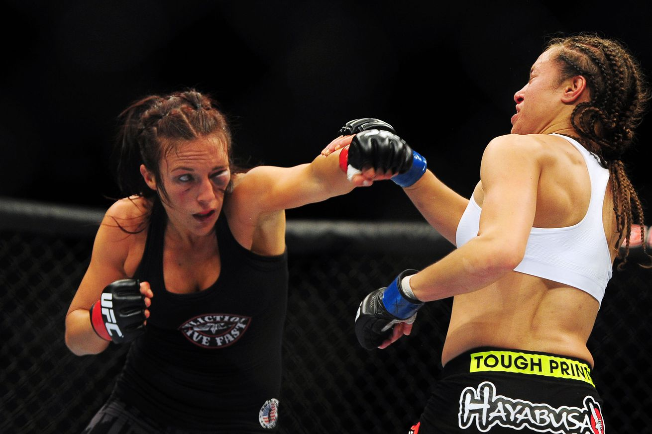 Joanne Calderwood and Valerie Letourneau set to meet at UFC Fight Night 89 in special flyweight bout