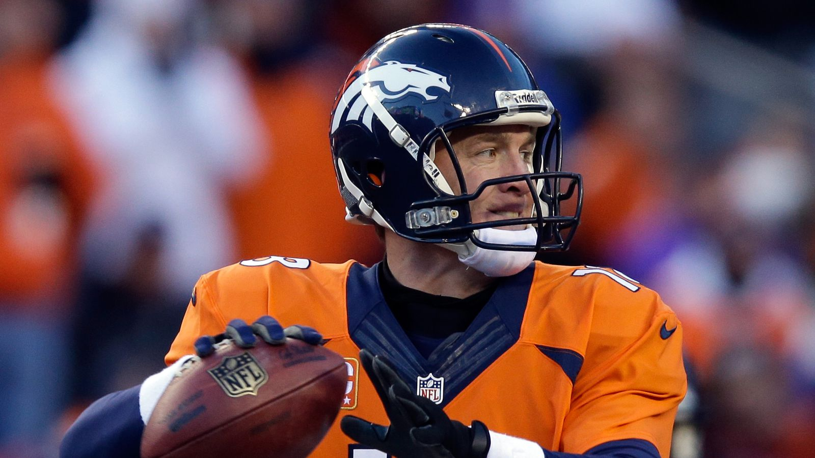Nfl Playoff Bracket And Schedule 2014 Broncos And