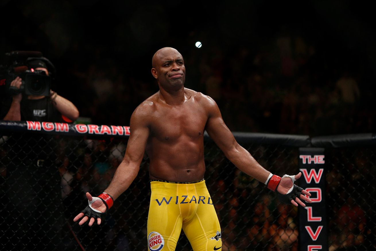 community news, Anderson Silva on Georges St Pierre superfight: It would be an honor to fight him