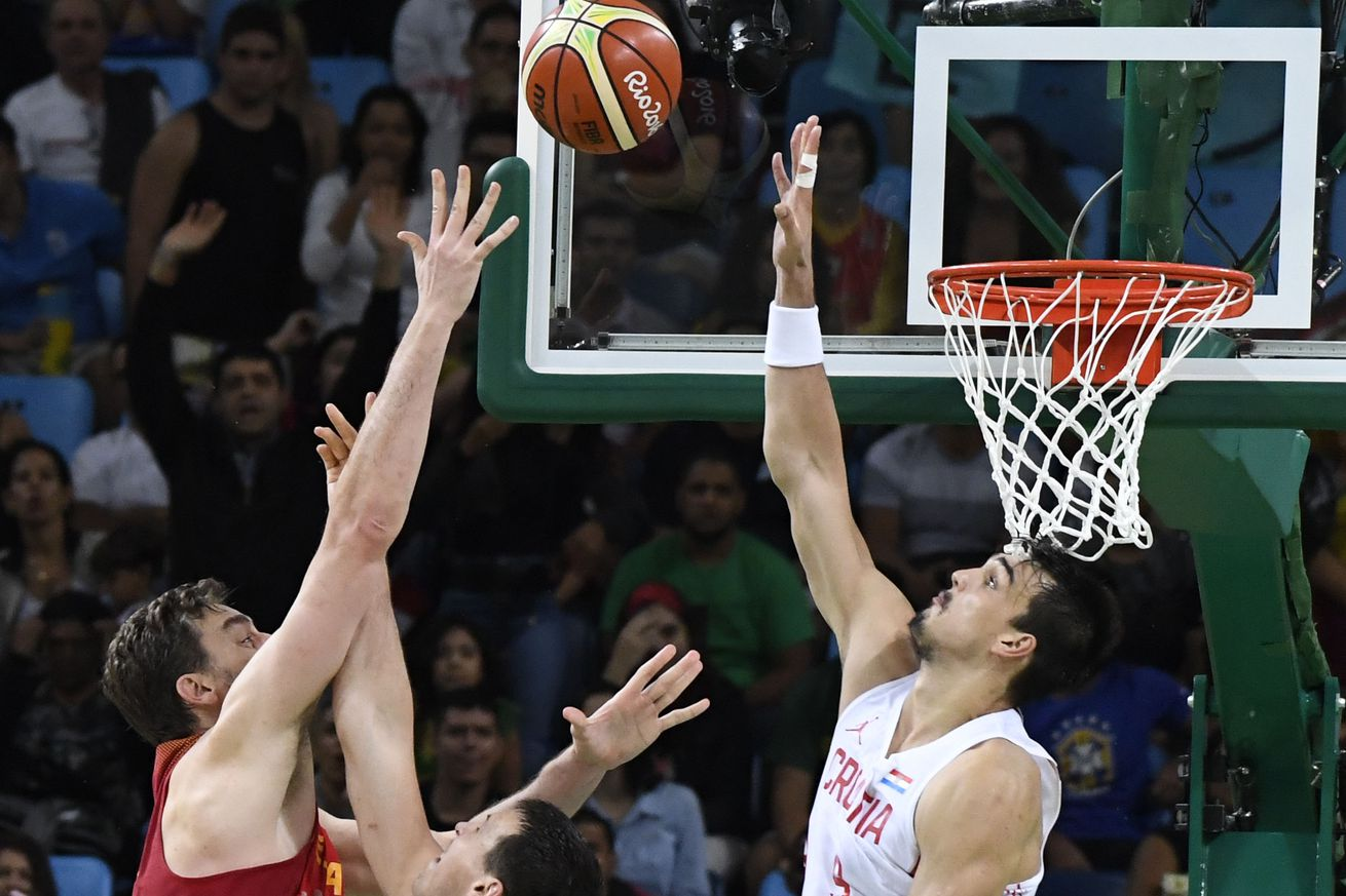 Croatia Stuns Spain After Dario Šarić Blocks Attempted Buzzer-Beater