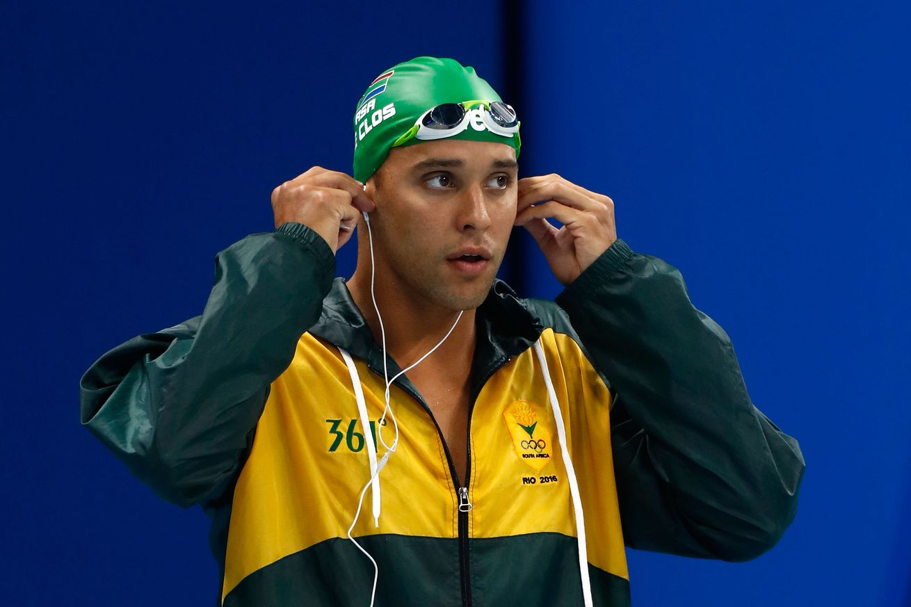 Olympic heartbreak for Radcliffe swimmer James Guy in 200m freestyle final